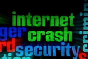 Internet Crash Security Hacked